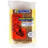 Kemach Crispy Crusts Whole Wheat Sesame Flat Bread, 142g
