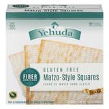 Yehuda Gluten Free Matzo-Style Squares Fibre Enriched, 300g