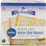 Yehuda Gluten Free Matzo-Style Squares Original, 300g