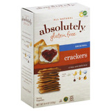 Absolutely Gluten Free Original Crackers, 125g