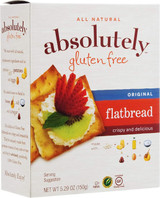 Absolutely Gluten Free Original Flatbread, 150g