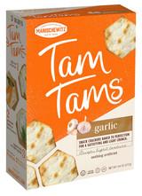 Manischewitz Garlic Tam Tams, 272g