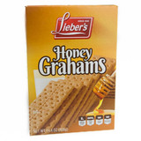 Lieber's Honey Graham Crackers, 408g
