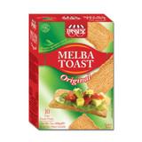 Paskesz Original Melba Toast 10pk, 200g