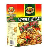 Shibolim Whole Wheat Everything K'nockers, 168g
