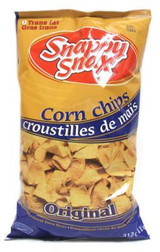 Snappy Snax Corn Chips, 312g