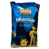 Shufra Classic Potato Chips, 170g