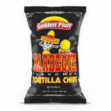 Golden Fluff Barbeque Flavored Tortilla Chips, 283g