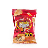 Bloom's Potato Chips BBQ Flavor, 21g