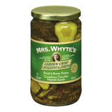 Mrs. Whyte's Garden Crisp Bread & Butter Pickles, 750ml