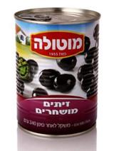 Motola Black Olives, 560g