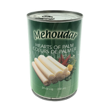 Mehoudar Whole Hearts of Palm, 398ml