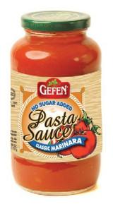 Gefen No Sugar Added Classic Marinara Pasta Sauce 737g
