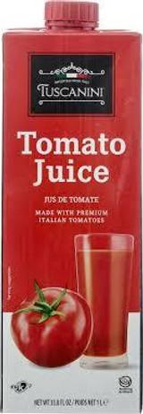 Tuscanini Tomato Juice, 33g