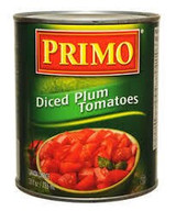 Primo Diced Tomatoes, 796ml