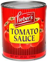 Lieber's Tomato Sauce, 790g