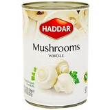 Haddar Whole Mushrooms, 227g