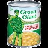 Green Giant Cream Style Sweet Corn, 418g