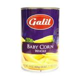 Galil Baby Whole Corn, 225g