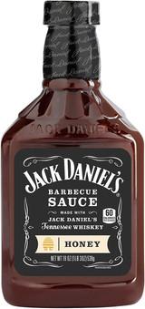 Jack Daniel's Honey Barbecue Sauce, 539g