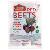 Gefen Whole Peeled Cooked Red Beets, 500g