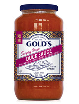 Gold's Snappy Ginger Polynesian Style Sweet & Sour Duck Sauce, 40 Oz