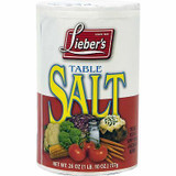 Lieber's Table Salt, 737g