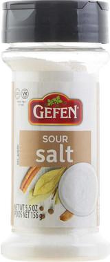 Gefen Sour Salt, 156g