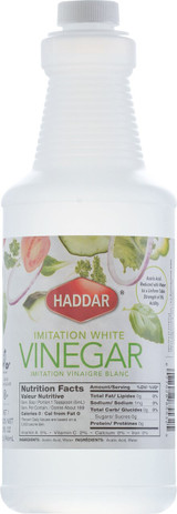 Haddar Imitation White Vinegar, 946ml