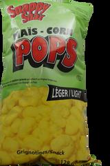 Snappy Snax Light Corn Pops, 142g