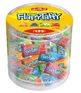 DeeBest Mini Flappy Taffy Assorted Flavors 125pk, 35 Oz
