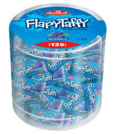 DeeBest Mini Flappy Blue Raspberry Flavor 125pk, 35 Oz