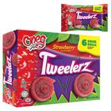 Oneg Strawberry Sour Tweelerz 6pk, 150g