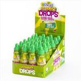 Zazers Atomic Sour Drops Green Apple,15ml