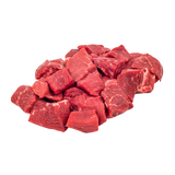Mehadrin Stewing Beef (Cholent) Meat, Approx 2lb