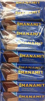 Manamit Coated Wafers 40pk, 20g