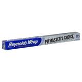 Reynolds Wrap Aluminum Foil, Pitmaster's Choice, Super Strength Foil, For Legendary BBQ, 8.33 YDS x 18 IN