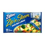 Ziploc Zip 'n Steam Bags 10ct