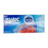 Ziploc Large Freezer Bags 50pk