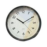 Quartz 12'' Blue & Grey Wall Clock