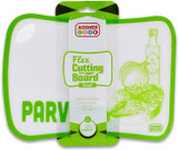 The Kosher Cook Green Parve Flex Medium Cutting Board