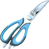 The Kosher Cook Blue Dairy Kitchen Scissors