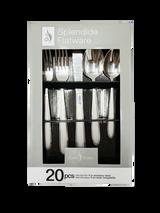 Splendide Flatware 20ct Dinnerware