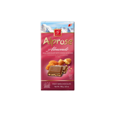 Alprose Milk Chocolate With Whole Almonds, 100g