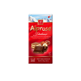 Alprose Dark Chocolate With Hazelnut Praline, 100g