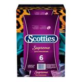 Scotties Original Facial Tissue, 2-ply, 6pk