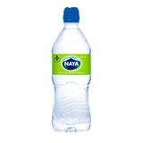 Naya Spring Water Bottles With Caps 750ml, 12cs