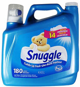 Snuggle Cuddle-Up Fresh Ultra Concentrated Fabric Softner, 4.43 L