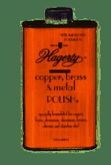 Hagerty Copper, Brass & Metal Polish, 8 Oz