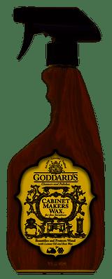 Goddard's Cabinet Makers Fine Wax Spray, 16 Oz